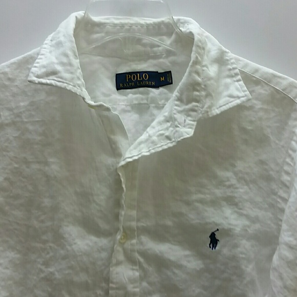 0009cbe5d874 Polo by Ralph Lauren Shirts | Polo Ralph Lauren Mens Linen Shirt ...
